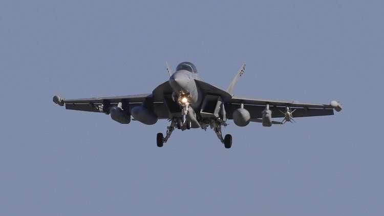 تجمد طاقم طائرة عسكرية أمريكية في الجو