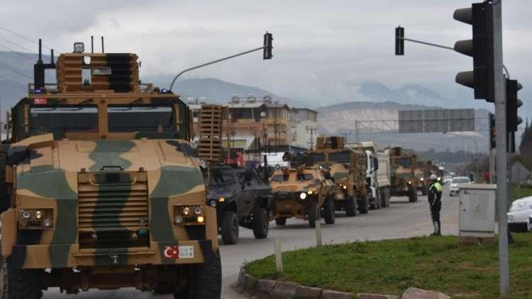 تركيا تتهم الولايات المتحدة بتشويه القرار الدولي حول الهدنة في سوريا