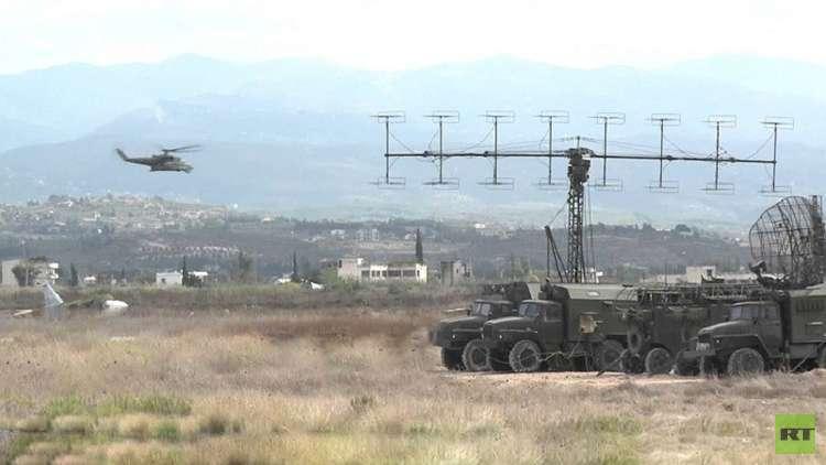 فوكس نيوز: إيران تنشئ قاعدة عسكرية قرب دمشق (صور)