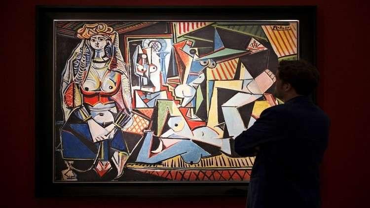 لوحات بيكاسو تتصدر مبيعات دار كريستي للمزادات