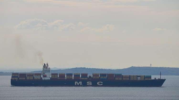 مقتل شخص في انفجار على متن سفينة شحن قرب ميناء تركي