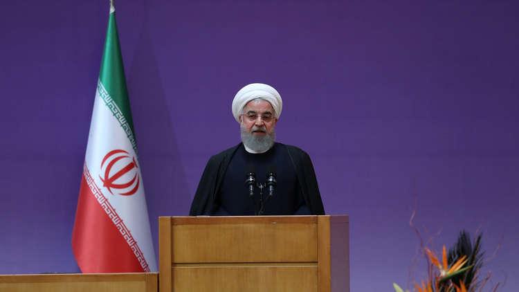روحاني: الخليج آمن بفضل تضحيات الحرس الثوري