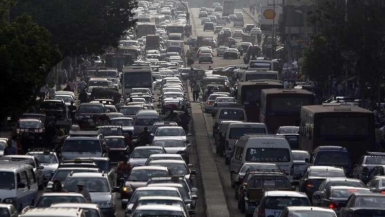 محاولات لمكافحة مخالفات أنظمة المرور في مصر