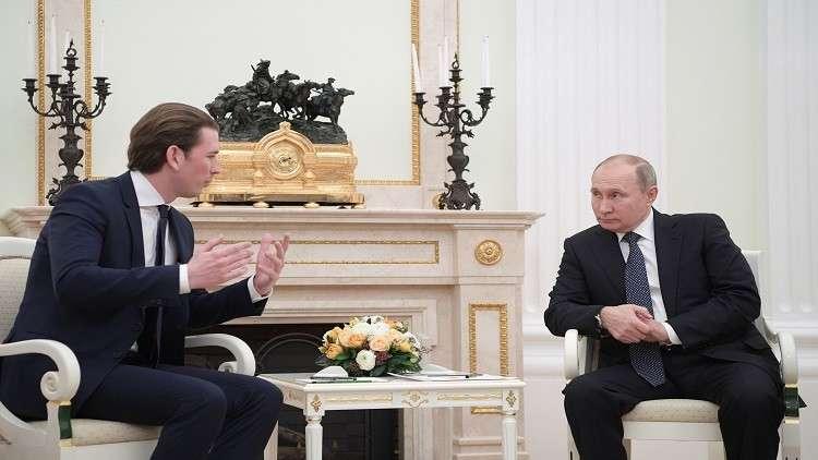 بوتين: العقوبات ضد روسيا بلا معنى
