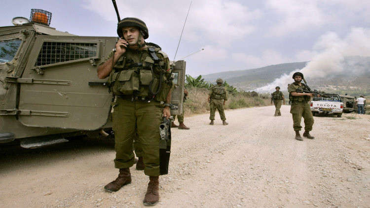 قائد القوات البرية الإسرائيلية يحذر من خطر اندلاع حرب هذا العام