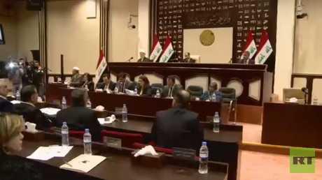 خلافات في البرلمان العراقي حول الميزانية