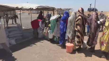 مطالبات  بزيادة الدعم المقدم للاجئين في السودان