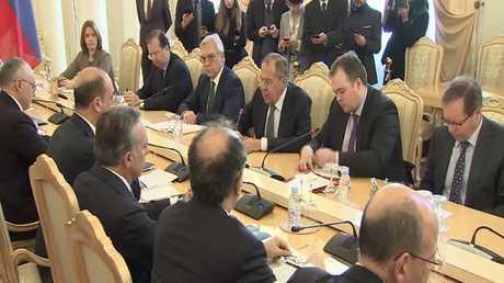 فروف: مؤتمر سوتشي سيساهم بإحياء جنيف