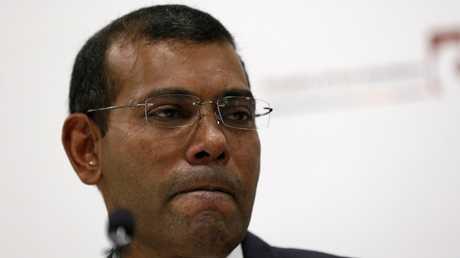 رئيس المالديف السابق محمد نشيد
