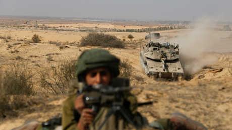 مناورات عسكرية إسرائيلية