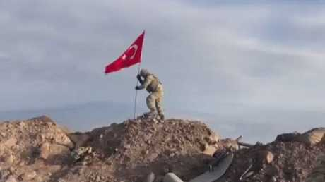 الأركان التركية: مقتل 5 جنود بمحيط عفرين