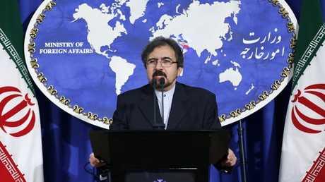 المتحدث الرسمي باسم الخارجية الإيرانية بهرام قاسمي