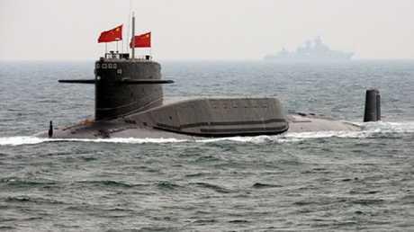 الصين تنوي تحقيق تكافؤ عسكري مع الولايات المتحدة