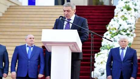 رئيس وزراء داغستان عبد الصمد حميدوف (أرشيف)