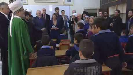 اليوم الثالث لزيارة الوفد الروسي لسورية