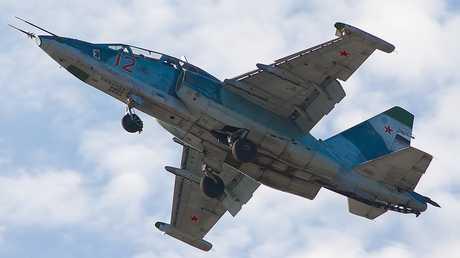 """طائرة """"سو - 25 UTG"""" - صورة أرشيفية"""