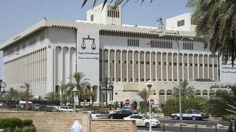 قصر العدل في الكويت - أرشيف