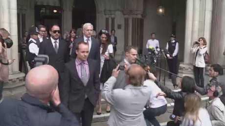 جلسة لمحكمة وستمنستر لتقرير مصير أسانج