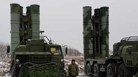 """منظومة صواريخ """"إس-400"""""""