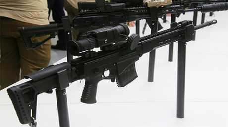"""مدفع رشاش """"RPK-16"""""""