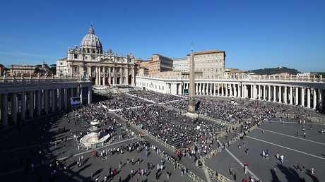 ميدان القديس بطرس - الفاتيكان