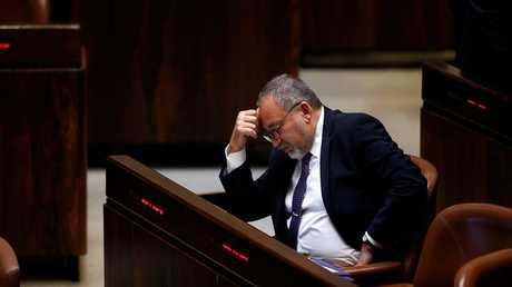 وزير الدفاع الإسرائيلي أفيغدور ليبرمان - أرشيف
