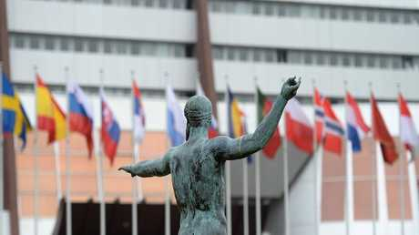 مقر الجمعية البرلمانية لمجلس أوروبا في ستراسبورغ - فرنسا