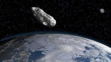 الأرض بانتظار كويكب بحجم الحوت الأزرق يوم غد