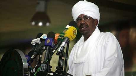 الرئيس السوداني عمر البشير - أرشيف