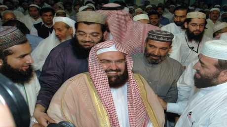 الرئيس العام لشؤون المسجد الحرام والمسجد النبوي الشيخ عبد الرحمن بن عبدالعزيز السديس