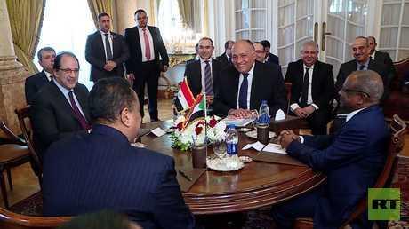 اتفاق مصري سوداني لتجنب إجراءات أحادية