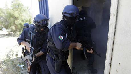 قوات جزائرية