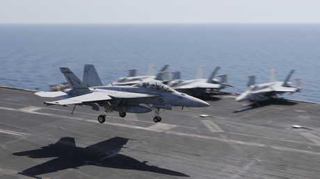 طائرات عسكرية أمريكية - صورة أرشيفية