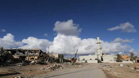 صورة أرشيفية من بنغازي
