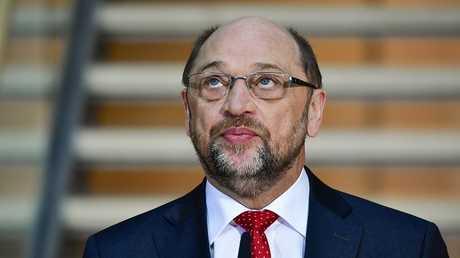 رئيس الحزب الاشتراكي الديمقراطي الألماني مارتين شولتز