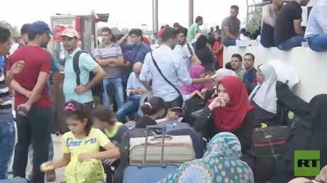 مصر تغلق معبر رفح بشكل مفاجئ