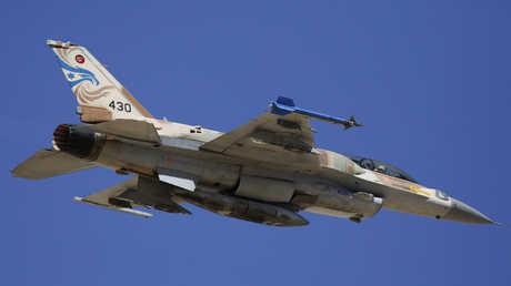 مقاتلة اف 16 إسرائيلية