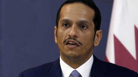 وزير الخارجية القطري، محمد بن عبدالرحمن
