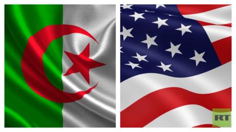 الولايات المتحدة والجزائر