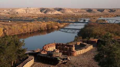 نهر الفرات - أرشيف -