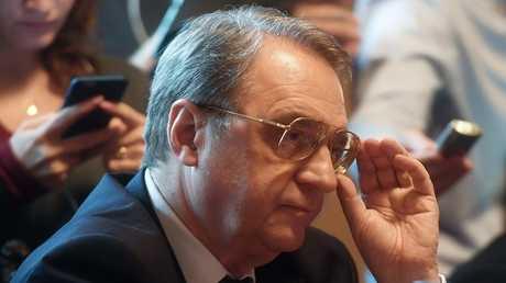 المبعوث الخاص للرئيس الروسي إلى دول الشرق الأوسط وإفريقيا، نائب وزير الخارجية ميخائيل بوغدانوف
