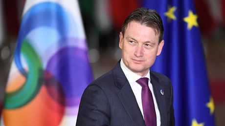 وزير الخارجية الهولندي هالبي زيلسترا