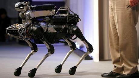 الروبوتات تحقق تطورا غير مسبوق