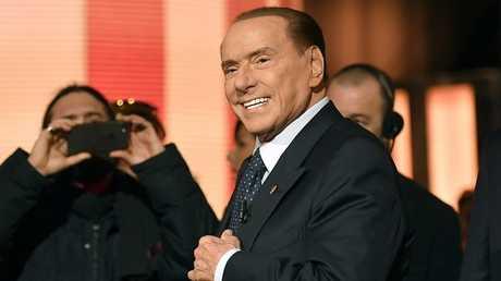 رئيس وزراء إيطاليا الأسبق سيلفيو برلسكوني