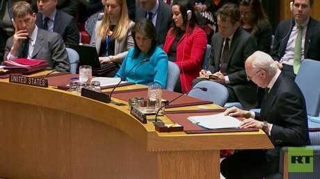 دي ميستورا: سنبحث لجنة دستور سوريا بجنيف