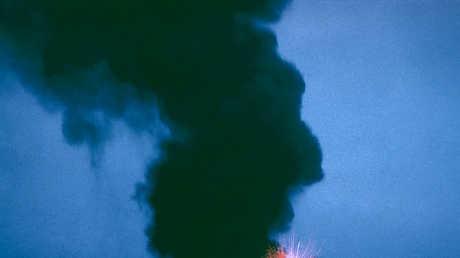 اكتشاف بركان عظيم قرب سواحل اليابان