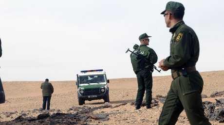 قوات الأمن الجزائري - أرشيف