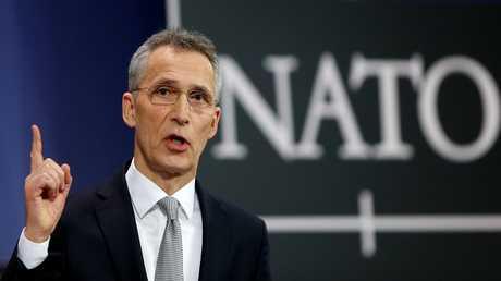 الأمين العام لحلف الأطلسي، ينس ستولتنبرغ