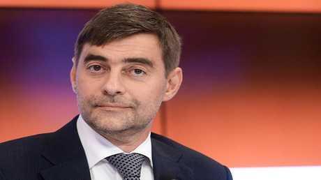 سيرغي جيليزنياك، العضو في لجنة الشؤون الدولية بمجلس الدوما الروسي