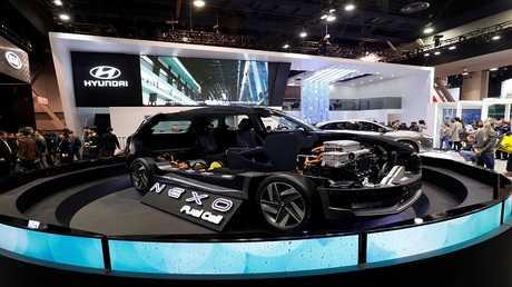سيارة هيونداي الجديدة تنتج مياها صالحة للشرب